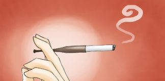 Как избавиться от пятен никотина