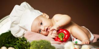 Як привчити дітей до овочів
