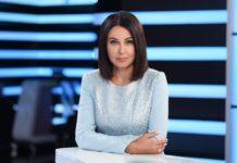 Ведущая Наталья Мосейчук