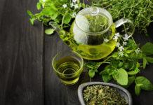Користь зеленого чаю для шкіри