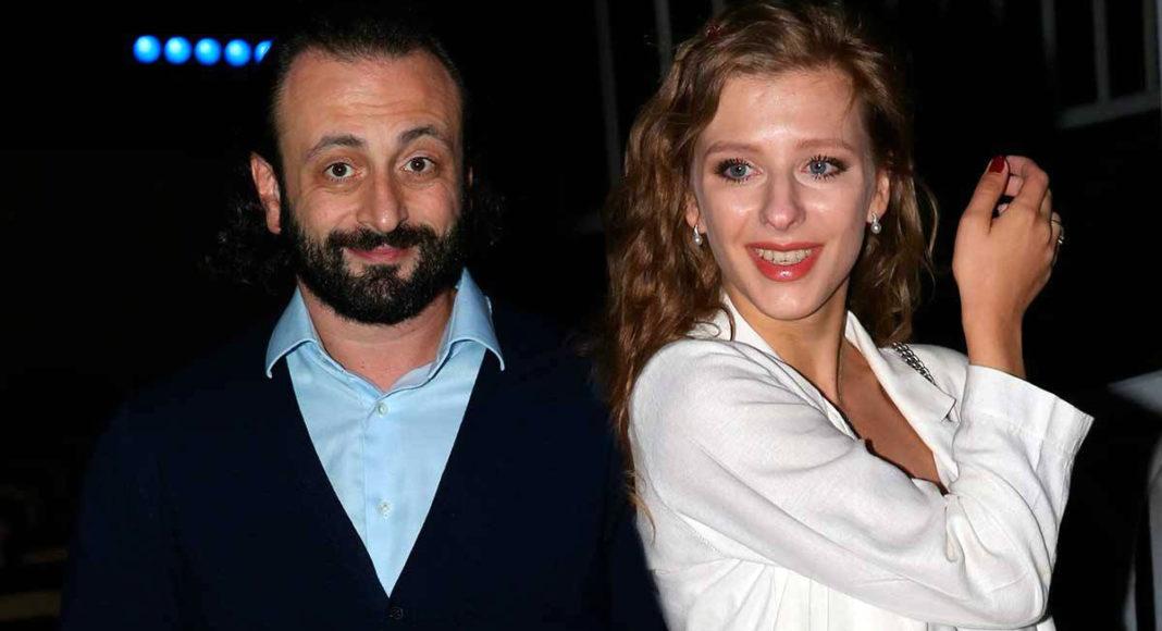 Елизавета Арзамасова и Илья Авербух поженились в конце того года