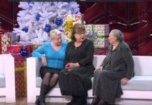 """Тетяна Кравченко в ефірі програми  """"Доля людини """" помирилася зі своєю мамою"""