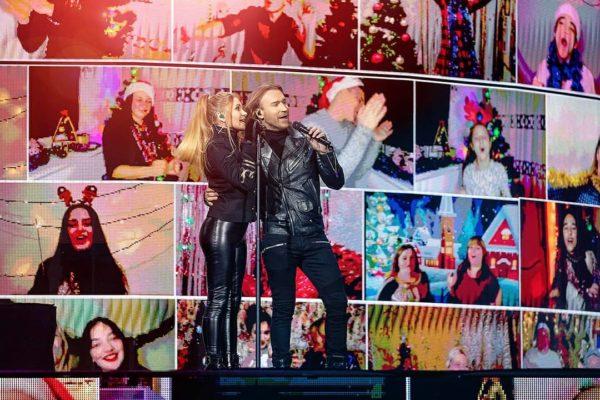 Олег Винник анонсировал свой концерт в Новогодннюю ночь: Таюне будет с ним