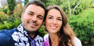 Григорий Решетник и Кристина