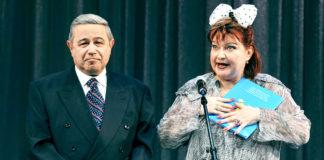 Олена Степаненко і Петросян