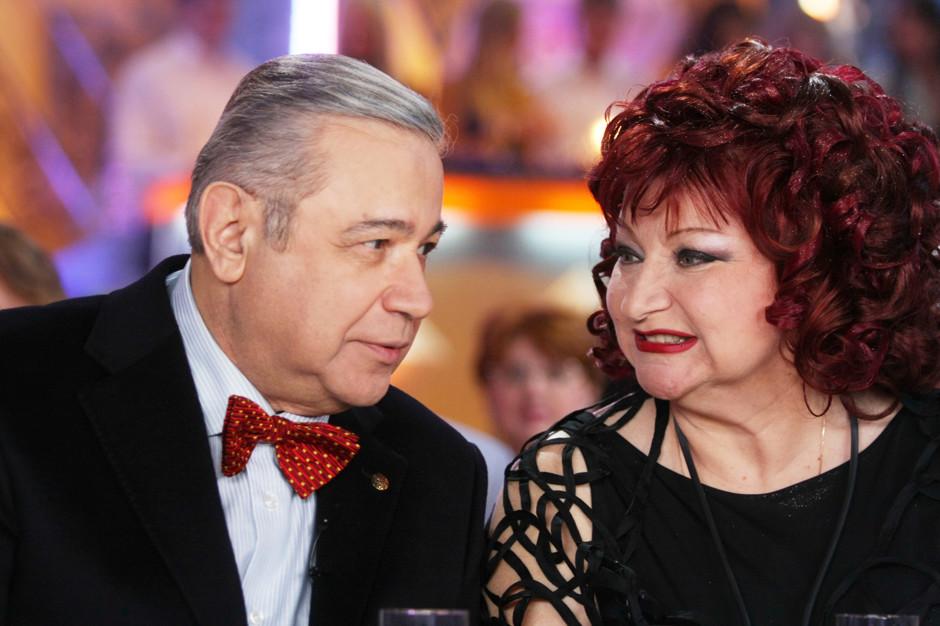 Так Елена Степаненко выглядела при Петросяне