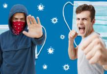 """Бійка за маску - найгарячіші відео  """"жорстких боїв """" за безпечний проїзд в маршрутках"""