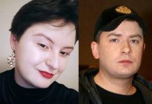 Джоланта і Андрій Данилко