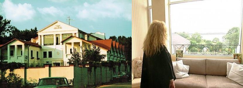 Дом Аллы Пугачевой в Малых Бережках