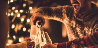 Как правильно пить на Новый год
