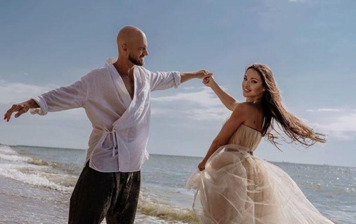 Влад Яма та його дружина Ліліана