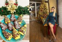 Новогоднее печенье от Леси Никитюк