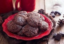 Домашнє шоколадне печиво - справжня смакота