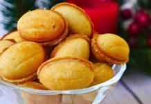 Невероятный рецепт ностальгических орешков со сгущенкой - вкус детства!