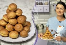 Ліза Глінська поділилася рецептом новорічної закуски