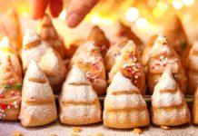 Святкове новорічне печиво