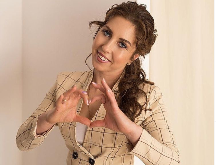 Многодетная мама-блогер Анастасия Меркулова