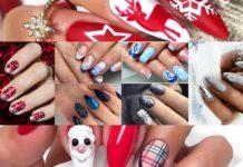 Топ-20 ідей для новорічного манікюру на 2021 рік - на замітку модниці