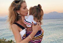 Світлана Лобода з молодшою донькою