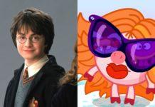 Гаррі Поттер і Нюша: які персонажі стали найпопулярнішими в 2020