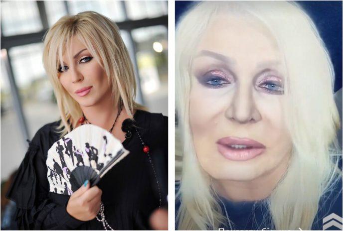 Ирина Билык показала, как будет выглядеть в старости