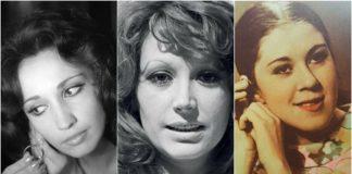 Легендарні співачки в юності