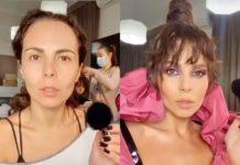 Дружина Потапа Настя Каменських показала, що і без макіяжу вона та ще красуня - нехай навіть і з зморшками