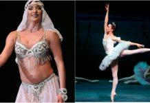 Волочкова і інші балерини: в чому різниця