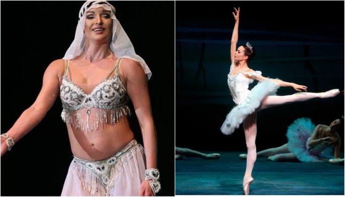 Волочкова и другие балерины: в чем разница