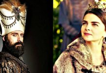 Хто ж вона - друга любов Султана Сулеймана?