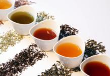 Польза разных видов чая