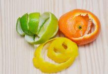 Лайфхак з шкіркою від фруктів
