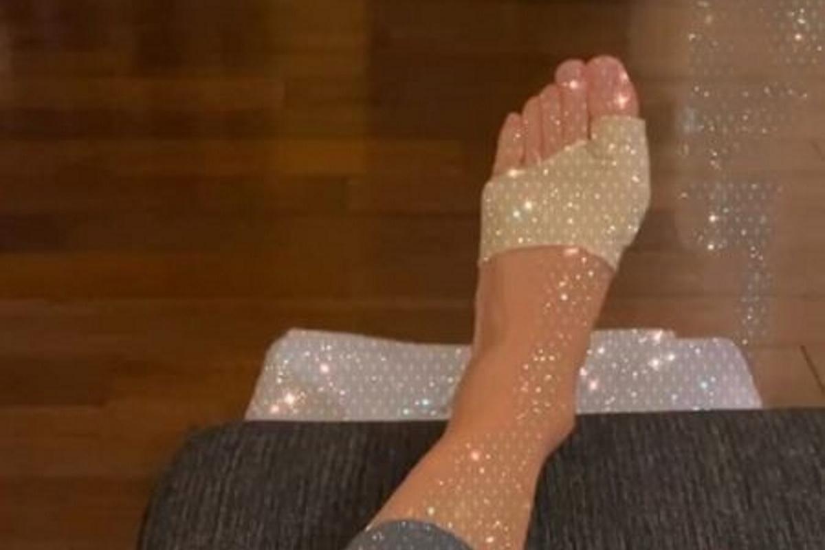 Звездная нога