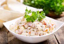 Нові рецепти салату Олів'є