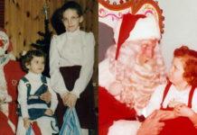 Смішні новорічні фото з Санта-Клаусом