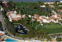 Маєток Трампа у Флориді