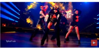 Дорофєєва на шоу «Танці з зірками»