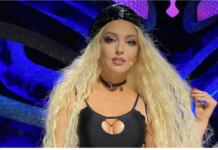 Оля Полякова виклала виступ на одному з концертів VIVA