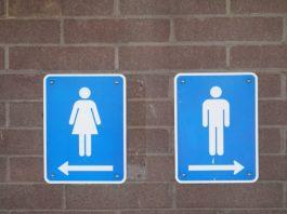 Общественные туалеты