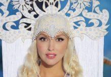Оля Полякова осоромилася через занадто прозоре вбрання