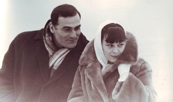 Кахи Кавсадзе и Белла