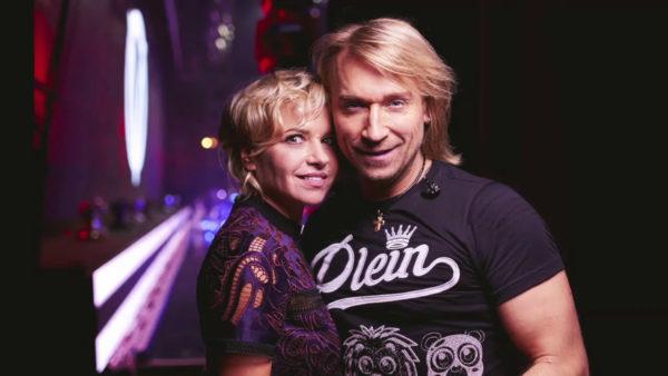 Таюне и Олег Винник