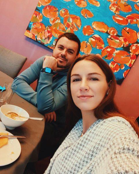Христина Решетник та Григорій Решетник