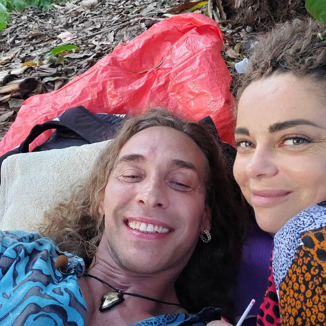 Тарзан и Наташа Королева на Занзибаре