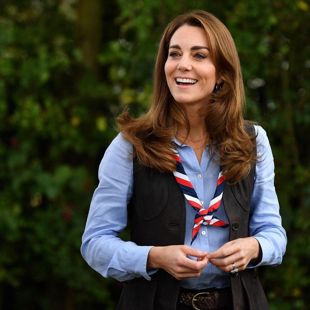 Именинное фото герцогини Кембриджской Кэтрин
