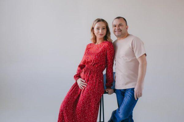 Екатерина Павлик (Репяхова) беременна