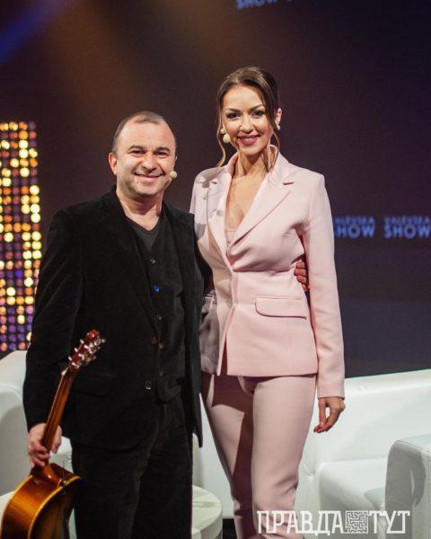 Виктор Павлик и Наталья Валевская