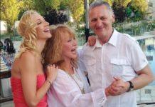 Родители Кристины Орбакайте: Миколас Орбакас и Алла Пугачева