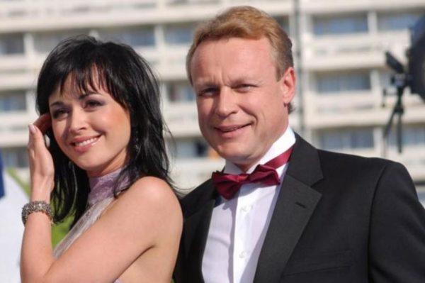 Анастасія Заворотнюк розбила сім'ю Сергія Жигунова