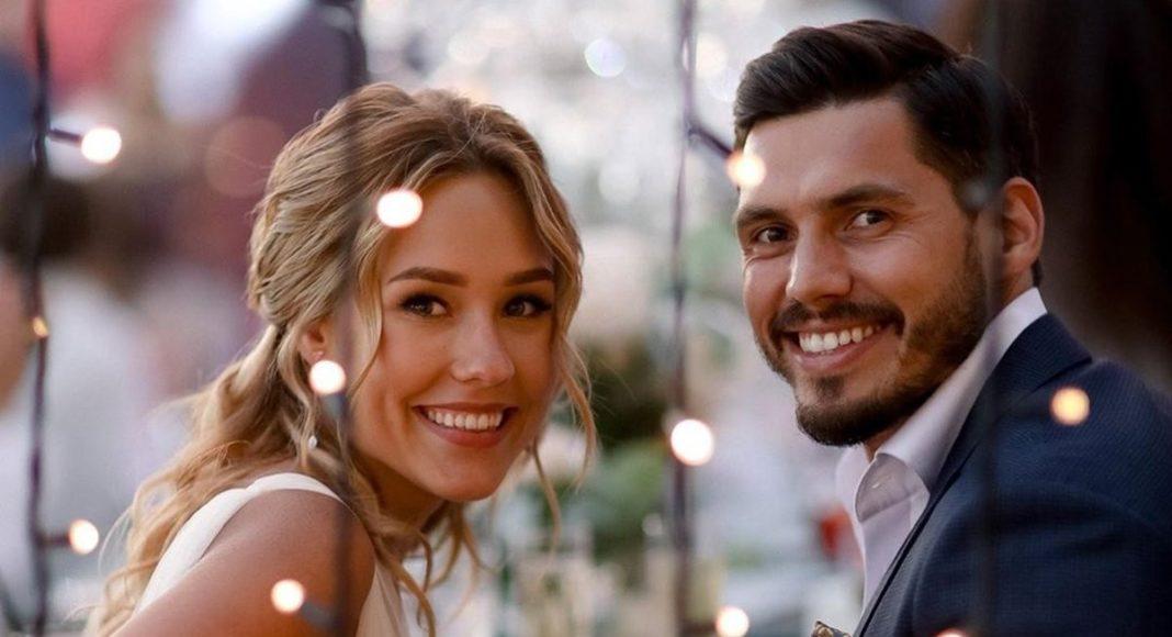 Даша Квиткова и Никита Добрынин скоро станут родителями - семейная фотосессия